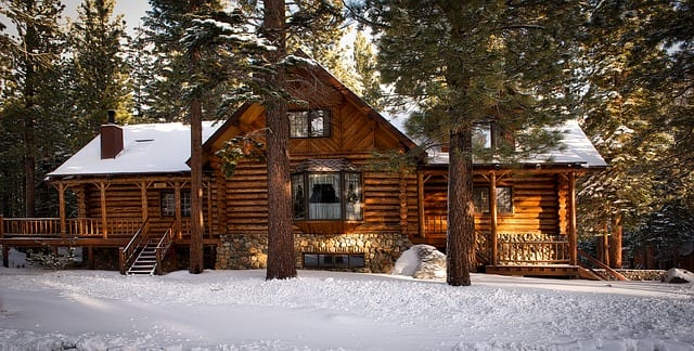 second home in mountains protected with homeowners insurance