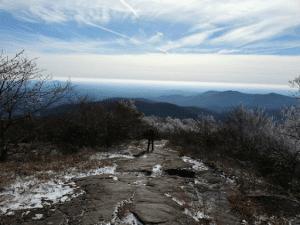 Hiking Blood Mountain