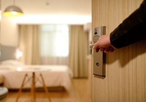 A hotel or motel that homeowners insurance may cover